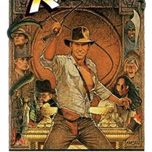 Indiana-Jones-Raiders-of-the-Lost-Ark-1982-Cracking-the-Whip-36x24-Movie-Art-Print-Poster-Harrison-Ford-Karen-Allen-Action-Adventure-0