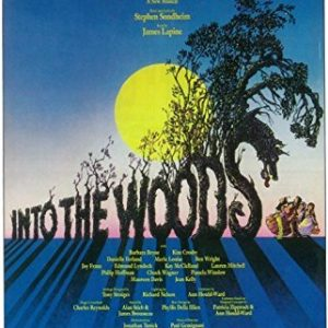 Into-the-Woods-Poster-Broadway-Theater-Play-11x17-Bernadette-Peters-Joanna-Gleason-Chip-Zien-0