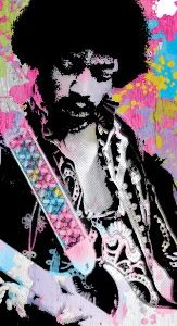 Jimi-Hendrix-Colors-Classic-Rock-Music-Poster-Print-12x36-0