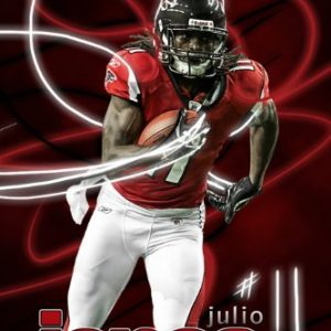Julio-Jones-Poster-Photo-Limited-Print-Atlanta-Falcons-NFL-Football-Player-Sexy-Celebrity-Athlete-Size-24x36-1-0