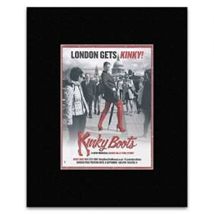 Kinky-Boots-London-Gets-Kinky-New-Musical-Matted-Mini-Poster-405x305cm-0