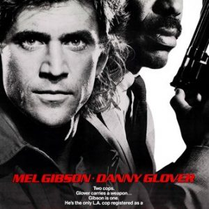 LETHAL-WEAPON-movie-poster-GIBSON-GLOVER-adventure-ACTION-cops-GUNS-24X36-reproduction-not-an-original-0