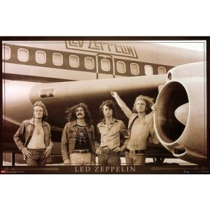 Led-Zeppelin-Airplane-Music-Poster-Print-36x24-0