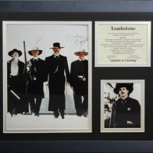 Legends-Never-Die-Tombstone-II-Framed-Photo-Collage-11x14-Inch-0