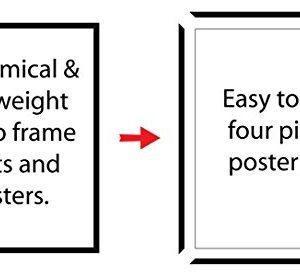 MCS-65594-Original-Poster-Frame-24-by-36-Inch-Black-2-Pack-0-1