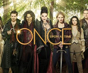 Once-Upon-a-Time-Main-Cast-in-Enchanted-Forest-Fantasy-Drama-Fairy-Tale-TV-Television-Show-Poster-Print-12x24-0
