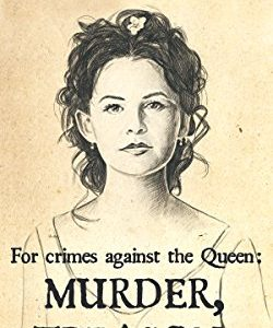 Once-Upon-a-Time-Snow-White-Wanted-Poster-Fantasy-Drama-Fairy-Tale-TV-Television-Show-Poster-Print-12x24-0