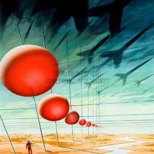 PAINTING-SURREAL-FANTASY-SCIENCE-FICTION-MARTIAN-CHRONICLES-LOCUSTS-30x40-cms-ART-POSTER-PRINT-PICTURE-CC6668-0