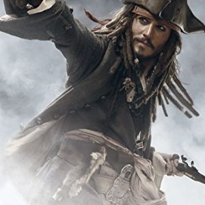 Pirates-of-the-Caribbean-3-Jack-Sword-Johnny-Depp-Action-Adventure-Movie-Film-Poster-Print-22x34-0