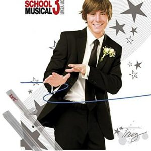 Poster-Hanger-High-School-Musical-Mini-Poster-20x16-inches-3-Troy-Suit-and-1-set-of-1art1-Poster-Hangers-0
