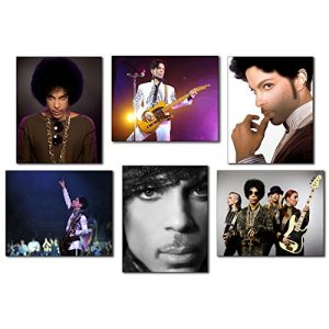 Prince-Ultimate-FAN-Collectors-Photo-Prints-Set-of-Six-8x10-Wall-Art-Posters-RIP-Singer-Prince-Rogers-Nelson-0