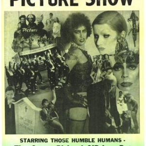 Rocky-Horror-Picture-Show-14-X-22-Vintage-Style-Concert-Poster-0
