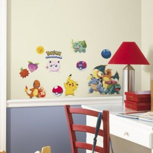 RoomMates-RMK2535SCS-Pokemon-Iconic-Peel-and-Stick-Wall-Decals-0