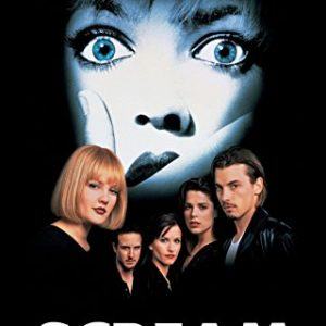 SCREAM-Movie-Poster-Horror-Wes-Craven-24x36inch-0