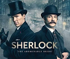 Sherlock-Holmes-The-Abominable-Bride-British-Crime-Drama-TV-Television-Show-Poster-Print-12x24-0