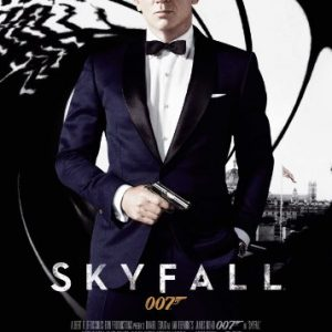 Skyfall-Daniel-Craig-James-Bond-Movie-Photo-Poster-27x40-3-0
