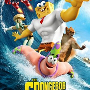 Spongebob-Movie-Sponge-Out-of-Water-11x17-Inch-Promo-Movie-Poster-0