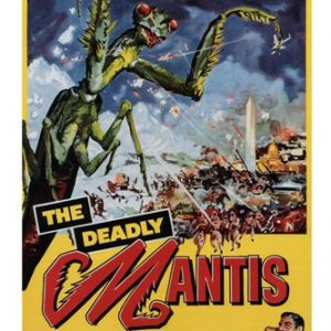 THE-DEADLY-MANTIS-by-Nathan-Juran-1957-MOVIE-POSTER-24X36-vintage-horror-NEW-reproduction-not-an-original-0