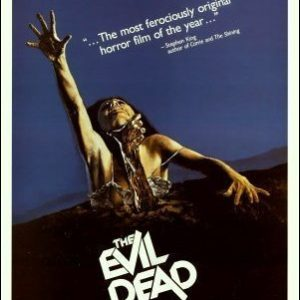THE-EVIL-DEAD-POSTER-Horror-Film-of-the-year-NEW-24x36-0