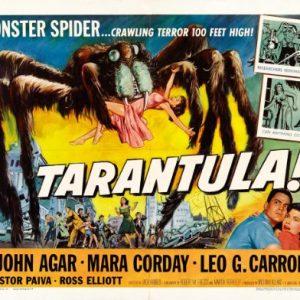 Tarantula-Science-Fiction-B-Movie-Classic-Mini-Art-Print-Poster-A-0
