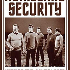 Television-Star-Trek-Homeland-Security-Poster-61x915cm-0