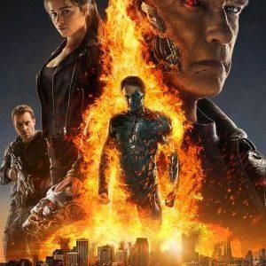Terminator-Genisys-Movie-Limited-Print-Photo-Poster-Emilia-Clarke-Arnold-Schwarzenegger-Size-24x36-2-0