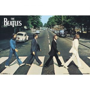 The-Beatles-Abbey-Road-22-x-34-Wall-Poster-0