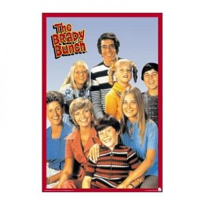 The-Brady-Bunch-Group-Photo-Television-Poster-0