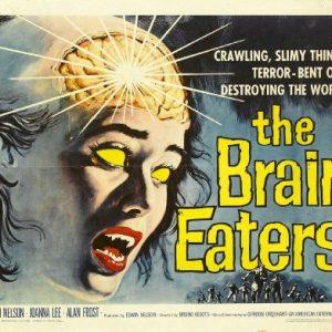 The-Brain-Eaters-Science-Fiction-B-Movie-Classic-Mini-Art-Print-Poster-B-0