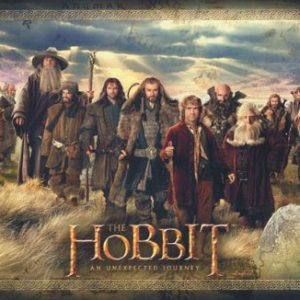 The-Hobbit-An-Unexpected-Journey-Movie-Poster-The-Cast-Size-36-x-24-0