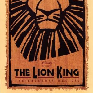 The-Lion-King-The-Broadway-Musical-Poster-Broadway-Theater-Play-11x17-MasterPoster-Print-11x17-0