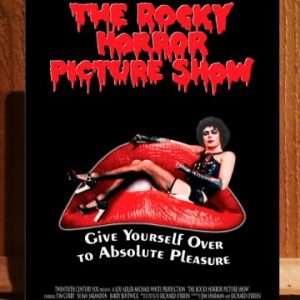 The-Rocky-Horror-Picture-Show-Movie-Poster-Professionally-Reprinted-on-Glossy-Aluminum-0