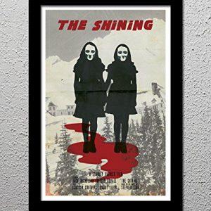 The-Shining-Jack-Nicholson-Stanley-Kubrick-Stephen-King-Horror-Movie-Original-Minimalist-Art-Poster-Print-0