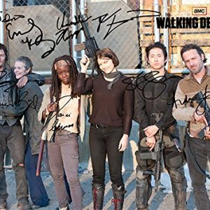 The-Walking-Dead-Season-4-Cast-Tv-Print-117-X-83-Andrew-Lincoln-Norman-Reedus-Danai-Gurira-Steven-Yeun-Daryl-Dixon-0