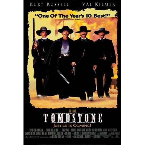 Tombstone 27 40 movie poster classic poster collector for Movie photos for sale