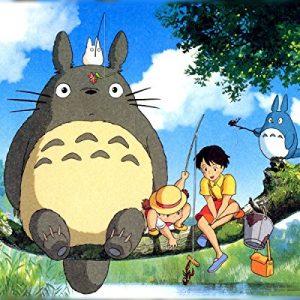 Totoro-My-Neighbor-Totoro-Poster-Anime-Japan-Hayao-Miyazaki-Cute-Movie-Animation-Art-16x20-Inches-0