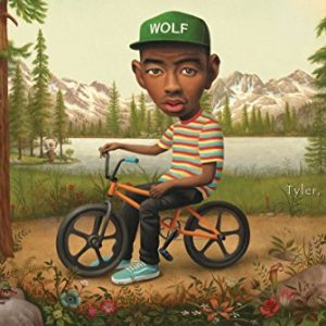 Tyler-the-Creator-Music-Poster-24x36-Wolf-on-a-Bicycle-0