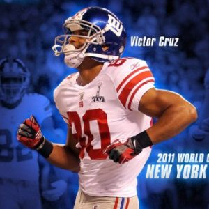 Victor-Cruz-Poster-Photo-Limited-Print-New-York-Giants-NFL-Football-Player-Sexy-Celebrity-Athlete-Size-16x20-1-0