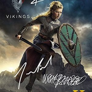 Vikings-Poster-History-Channel-Tv-Print-cast-Travis-Fimmel-Katheryn-Winnick-Gustaf-Skarsgrd-117-X-83-0