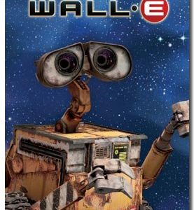 Wall-E-Close-Up-Childrens-Animated-Comedy-Sci-Fi-Movie-Film-Print-Poster-22-by-34-0