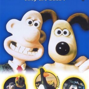 Wallace-Gromit-The-Best-of-Aardman-Animation-POSTER-Movie-27-x-40-Inches-69cm-x-102cm-1996-Style-B-0