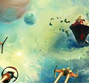 easyLife-No-ManS-Sky-Fantasy-Art-Concept-Science-Fiction-Poster-Custom-Home-Decoration-Photo-Poster-Prints-20X30-Inch-0