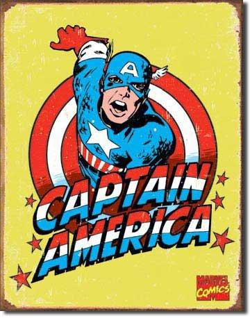 Captain-America-Distressed-Retro-Vintage-Tin-Sign-0