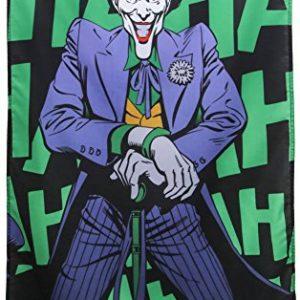 DC-Comics-Joker-Haha-Banner-Fabric-Poster-30-x-50in-0