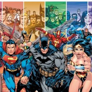 DC-Comics-Justice-League-Characters-Poster-36-x-24in-0