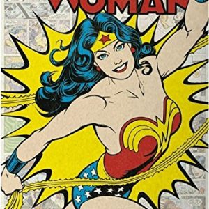 DC-Comics-Retro-Wonder-Woman-24x36-Poster-0
