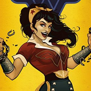 Dc-Comics-Bombshells-Wonder-Woman-Poster-24-x-36in-0