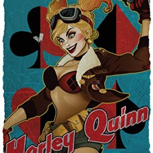 Dc-Comics-Harley-Quinn-Bombshell-Poster-24-x-36in-0