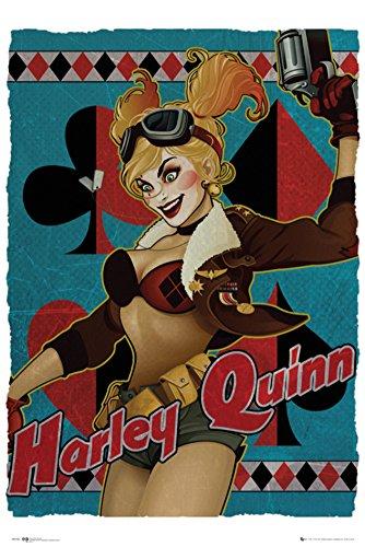 Dc-Comics-Harley-Quinn-Bombshell-Poster-24-x-36in-0