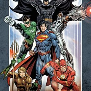 Dc-Comics-Justice-League-Group-Poster-24-x-36in-0